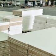 Melamine hout - Veel kleuren beschikbaar